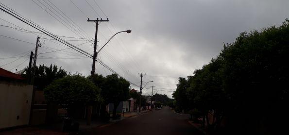 Interior de SP amanhece nublado