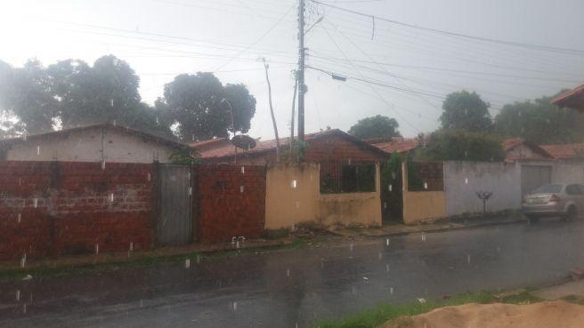 Chuva em Teresina
