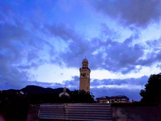 Nublado - Basílica de São Sebastião