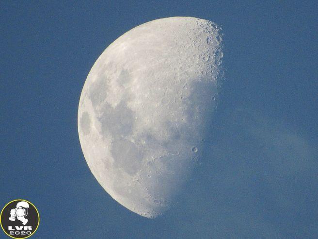 Lua Crescente Hoje 02/04/2020 - Rio de Janeiro