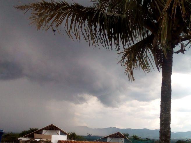 Chuvas e Trovoadas em Taubaté-SP