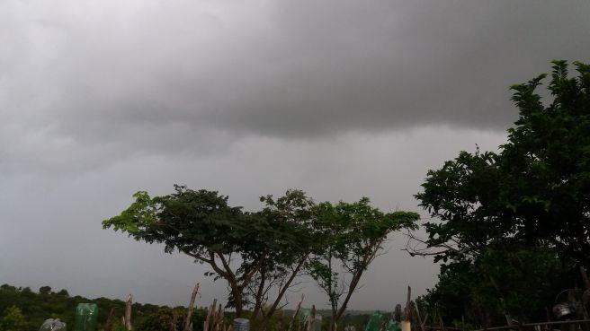 Chuva no Sertão da Paraíba