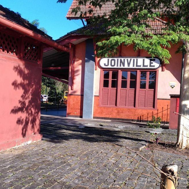 Joinville , frio no sul