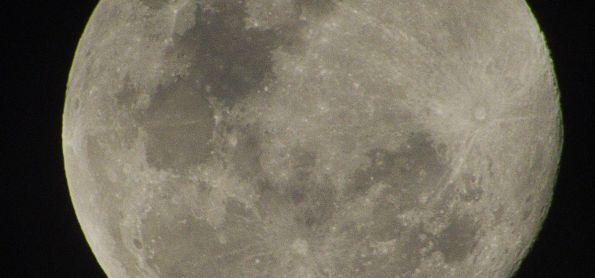 Lua Cheia Hoje - 04/06/2020 - Rio de Janeiro