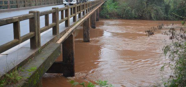 Ponte Barra Funsa Rs