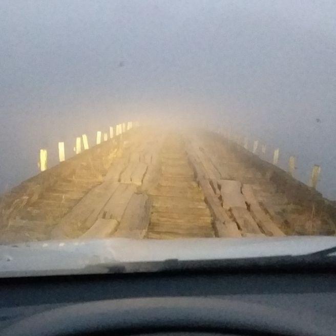 """Ponte sobre o Rio Doce. """"Ponte Queimada """""""