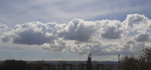 Cumulus em Brasília