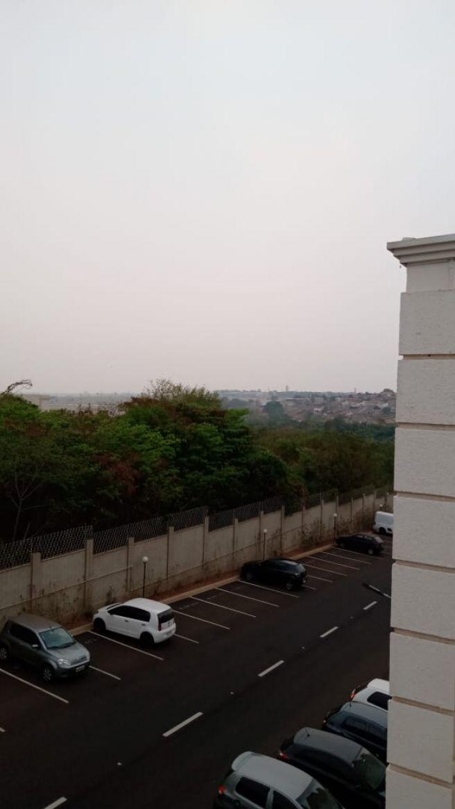 Tarde nublada de sábado em Araraquara
