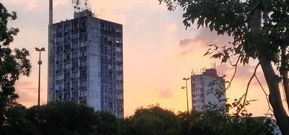 temperatura alta em Belém PA