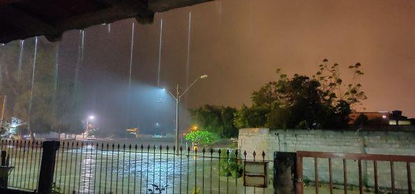 Muita chuva Norte do Espirito Santo!