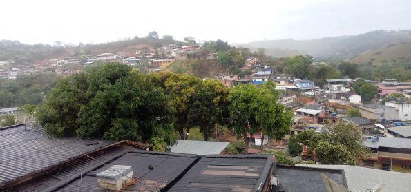 Chuva em cataguases