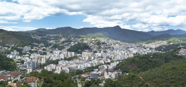 Chuva pode chegar a 80 milímetros entre domingo (20) e terça-feira(22) na Região Serrana do Rio