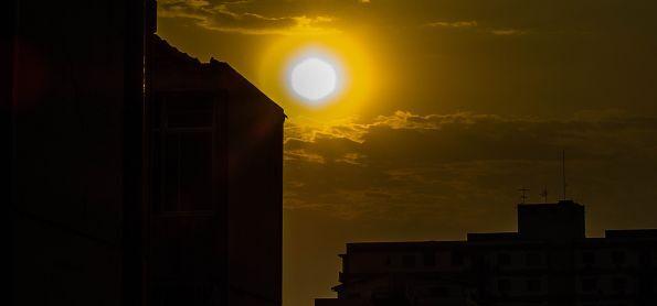 Pôr do Sol no Rio de Janeiro - 18/09/2020