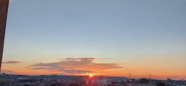 Amanhecer em São Carlos 21/10/2020