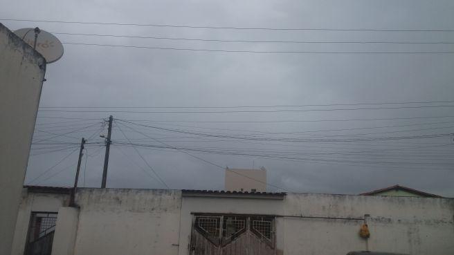 CHUVINHA INESPERADA EM BARRA DA ESTIVA  - BA