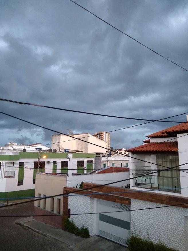 Fortes chuvas em ITAPETINGA/BA