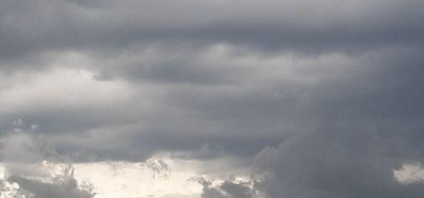 Tarde tempestuosa em Brasília