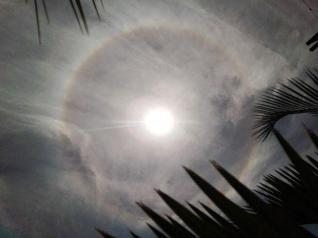 Lindo Hallo solar em Itaiópolis-SC