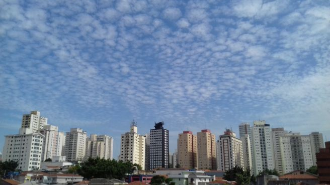 Manhã em São Paulo!
