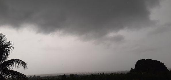 Chuvas em Livramento Bahia  19/11/2020