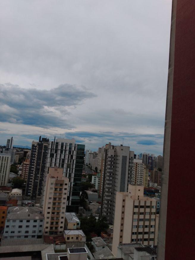 Manhã em Curitiba