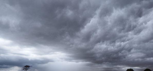 Tempo continua com pancadas de chuvas na região de Ivinhema - MS.