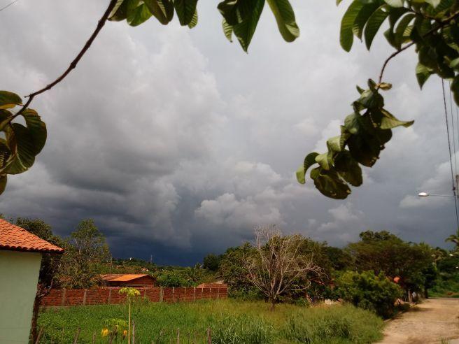 Chuvas se intensificam em Teresina