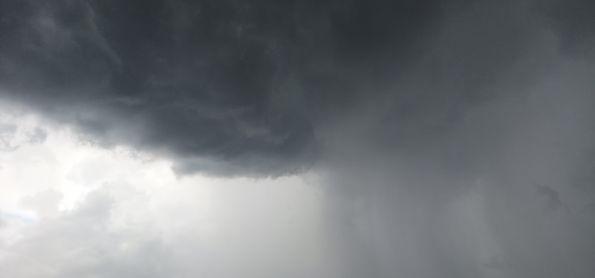 Chuva em Bragança Paulista
