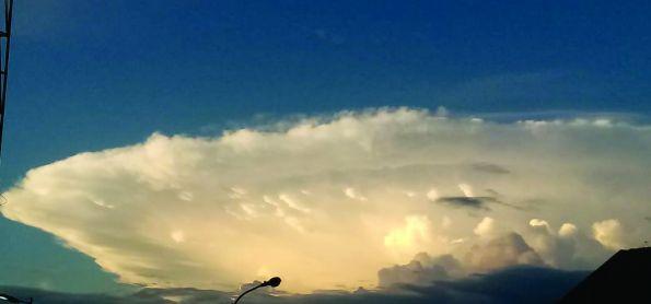 Madrugada de chuva em Teresina